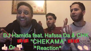 DJ Hamida feat. Hafssa Da & CHK