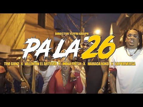 PA LA 26 (Video Oficial)