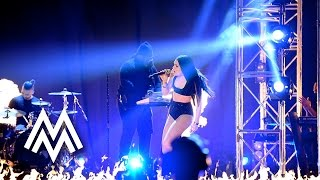 Jessie J | 'Bang Bang / Burnin Up' ft. Kid Ink live at MOBO Awards | 2014 | MOBO