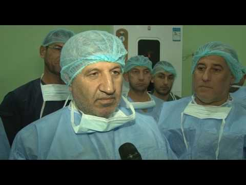 دائرة صحة الانبار تفتتح مستشفى هيت العام