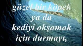 BENİ YAVAŞLAT TANRIM-HİTİT Yazısı-Müjgan AKSULAR.wmv