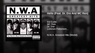 Hello (Feat. Dr. Dre And MC Ren)