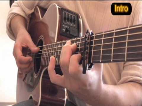 Comment jouer Je l'aime à mourir de Francis Cabrel à la guitare