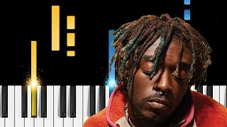 Lil Uzi Vert - The Way Life Goes (feat. Nicki Minaj) - EASY Piano Tutorial