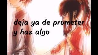 Chusita - Imposible letra (NIGHTCORE)