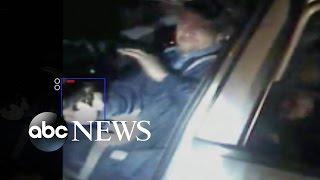 Gun Fight: Police Body Cam Captures Shootout