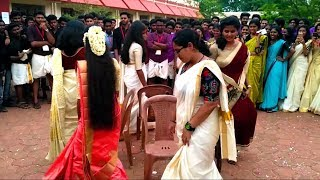 Musical chair Race competition between girl #onam2k17