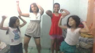 CHIQUITA (COVER DANCE)