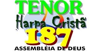 187-  MAIS PERTO, MEU DEUS DE TI!    -    TENOR
