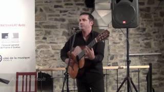 Brassens ou la liberté, une expo de la Cité de la Musique, à Québec jusqu'en mars 2012