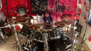Two Steps From Hell.Strength Of A Thousand Men.Drum Cover.Markus.