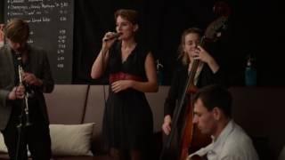 Live-Swing.com: Gypsy Jazz Quartett - Bei mir bist du schön