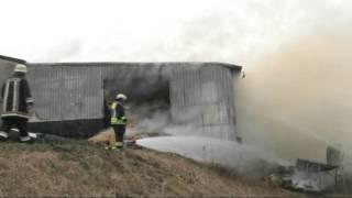150213 Scheunenbrand
