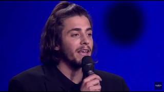 Речь Сальвадора Собрала | Salvador Sobral speech | Eurovision Song Contest 2017 | Portugal