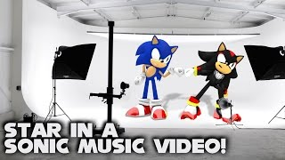 STAR in a Sonic Music Video
