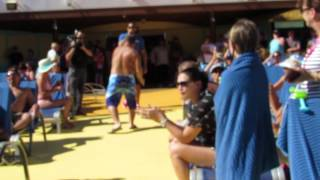 January 2017 Carnival Vista Hairy Chest Contestant #7
