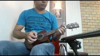 Parabéns pra você cover ukulele happy birthday to you