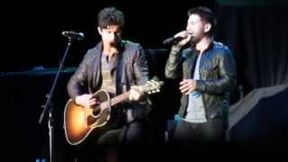 Dan + Shay - 19 You + Me @ Bloomsburg Fair, PA 9-22-13