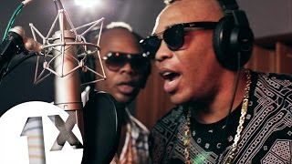 RDX perform 'Bang' for BBC Radio 1Xtra in Jamaica