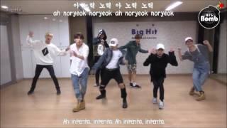 BTS- Baepsae/ Crow-tit/ Silver Spoon (Sub Español- Rom- Han)