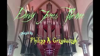 [HQ Audio] - Davy Jones' Theme on church organ - Philipp A. Grzywaczyk