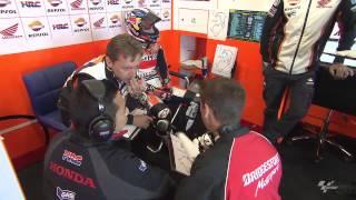 Misano 2013 - Honda Technical Preview