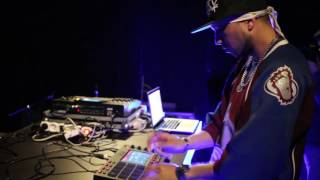 DJ Eko MPC - Live @ Drum & Percussion Madness #4