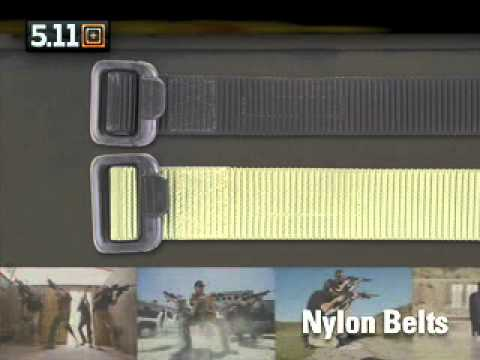 Video: 5-11 Nylon Belt | Pyramyd Air