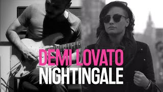 Demi Lovato - Nightingale - Electric Guitar Cover by Kfir Ochaion