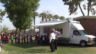 Cool Food Truck Surprises Kids