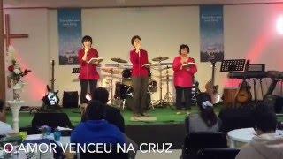 LIVE CHURCH IWATA(IGREJA JAPONESA CRISTÃO) SENHORAS JAPONESAS LOUVANDO Á JESUS CANAL ALECS JAPAN