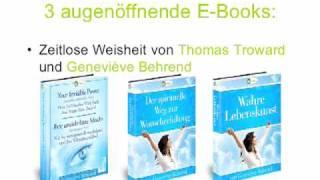 Genevieve Behrends zeitlose Weisheiten