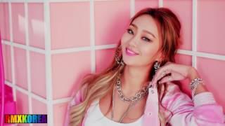Hyolyn(효린) - Paradise [Music Video Mix] HD