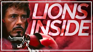 Tony Stark - Lions Inside