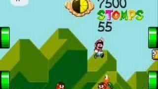 Mario Goomba Trouble