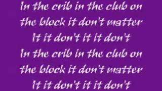 Shawty Get Loose Lyrics