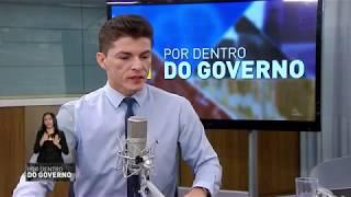 Secretário Assis Filho é o convidado do Por Dentro do Governo
