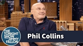 """Phil Collins Shares the Real Story Behind """"In the Air Tonight"""""""