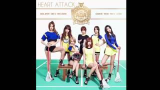 AOA 에이오에이 - HEART ATTACK 심쿵해 (Audio)