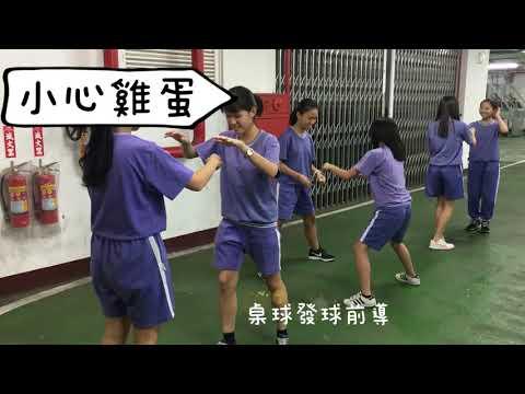 反應力訓練_桌球發球_前導小遊戲_桌球體育教學 - YouTube