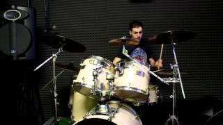 Gary Go - Wonderful ( drum cover )