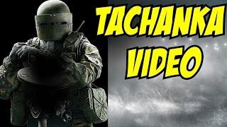 Tachanka Video Operator Cinematic Unlock Video Rainbow Six Siege