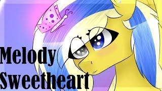 Melody Sweetheart ~Speedpaint~