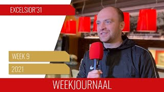 Screenshot van video Excelsior'31 weekjournaal - week 9 (2021)