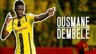 OUSMANE DEMBÉLÉ | BVB 2016/2017 |HD| ArV HD