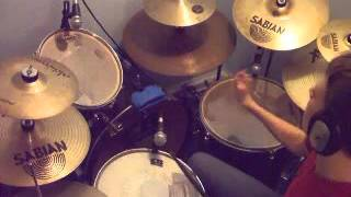 The Hills Eminem remix-The Weekend drum cover