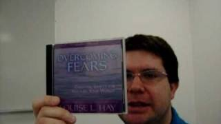 My Audiobook Review of OVERCOMING FEARS by Louise Hay