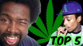 Top 5 Stoner Rappers