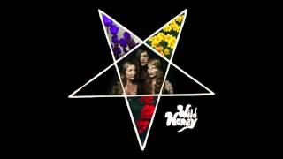 WILD HONEY - FOREVER MY QUEEN Pentagram Cover