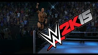 WWE 2K15: The Rock Entrance (PS4/Xbox One)